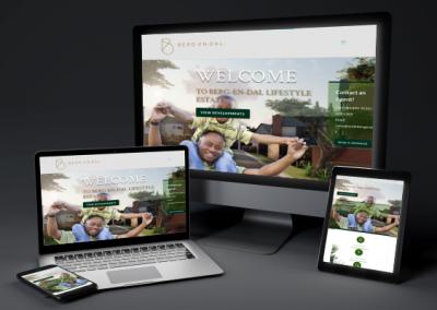 Berg en Dal – Web Design