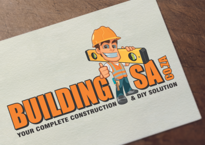Logo Design – Building SA