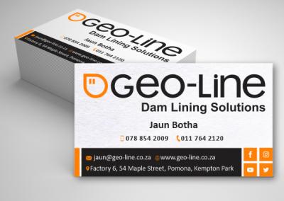 Geo-Line Business Cards
